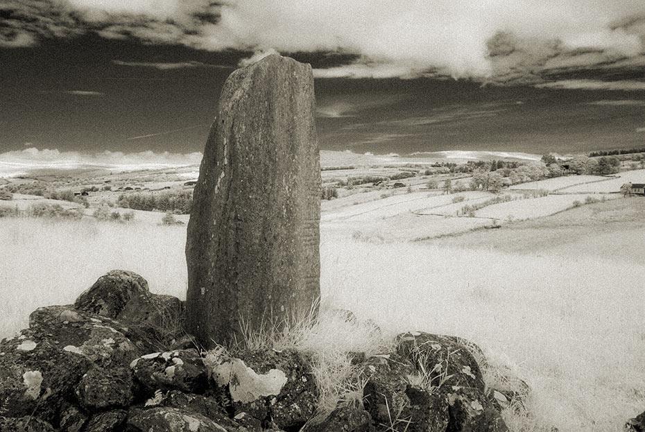 Aghascrebagh Ogham Stone