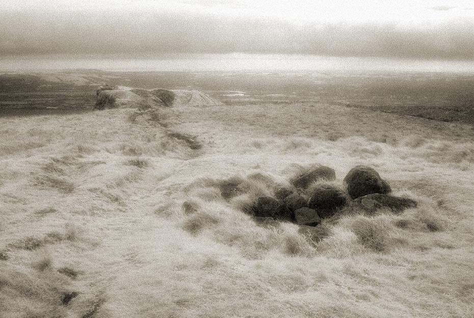 Ballyaghagan Cairn and McArts Fort