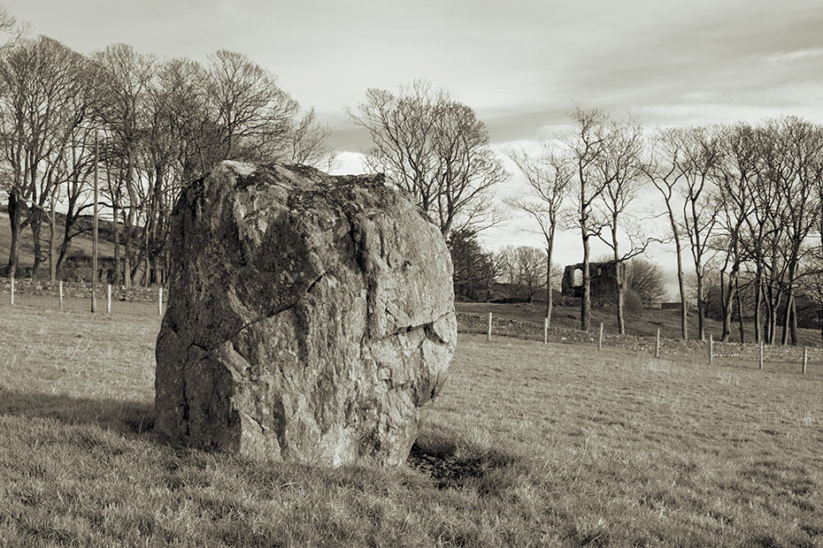 Ballycleagh Standing Stones