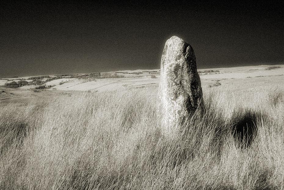 ballyvennaght standing stone 3