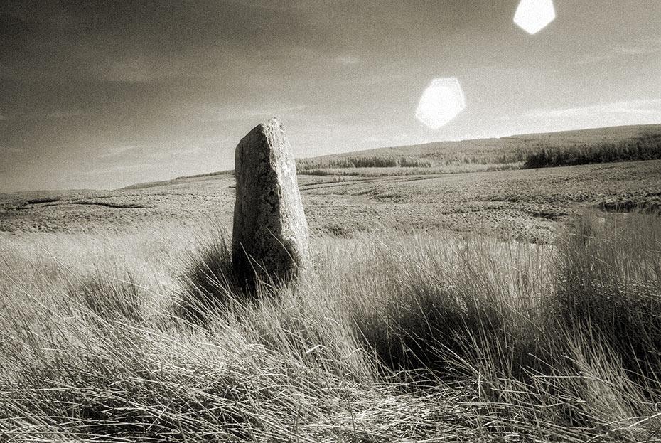 ballyvennaght standing stone
