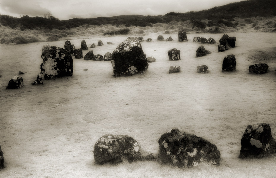 Beaghmore stone circles 1