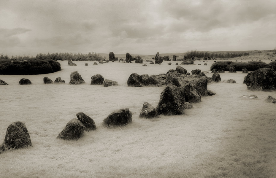 Beaghmore stone circles 3