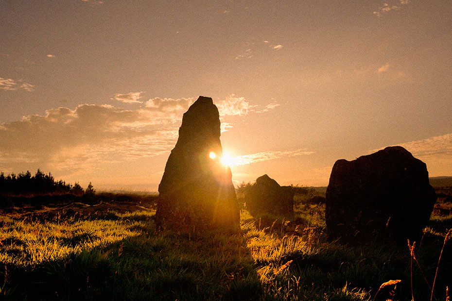 Beaghmore stone circles 6