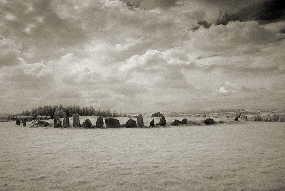 Beltany Stone Circle 1