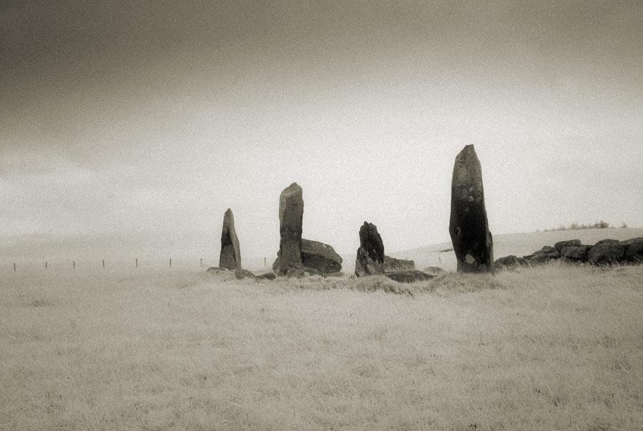 Bocan Stone Circle 1