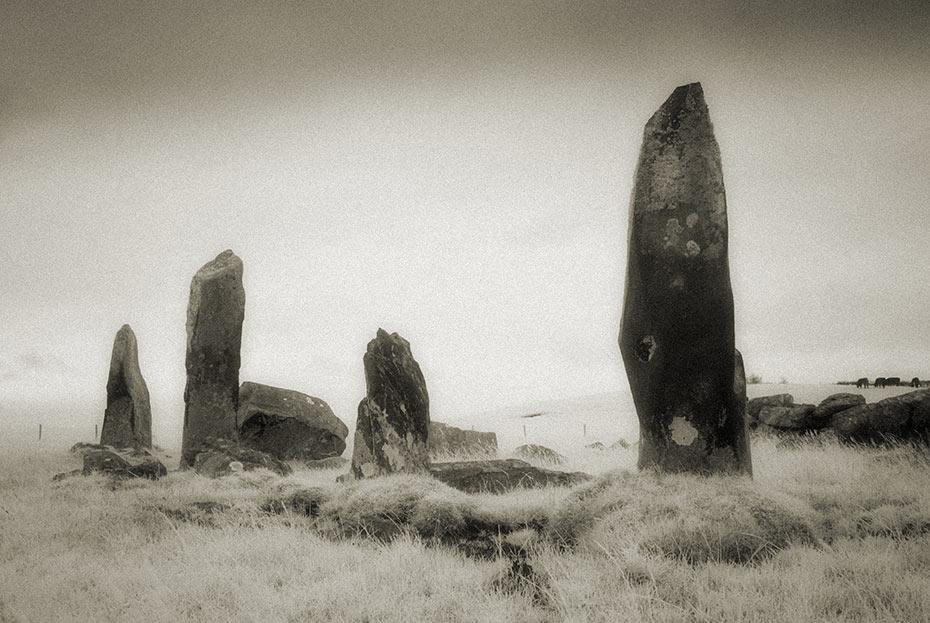 Bocan Stone Circle 2