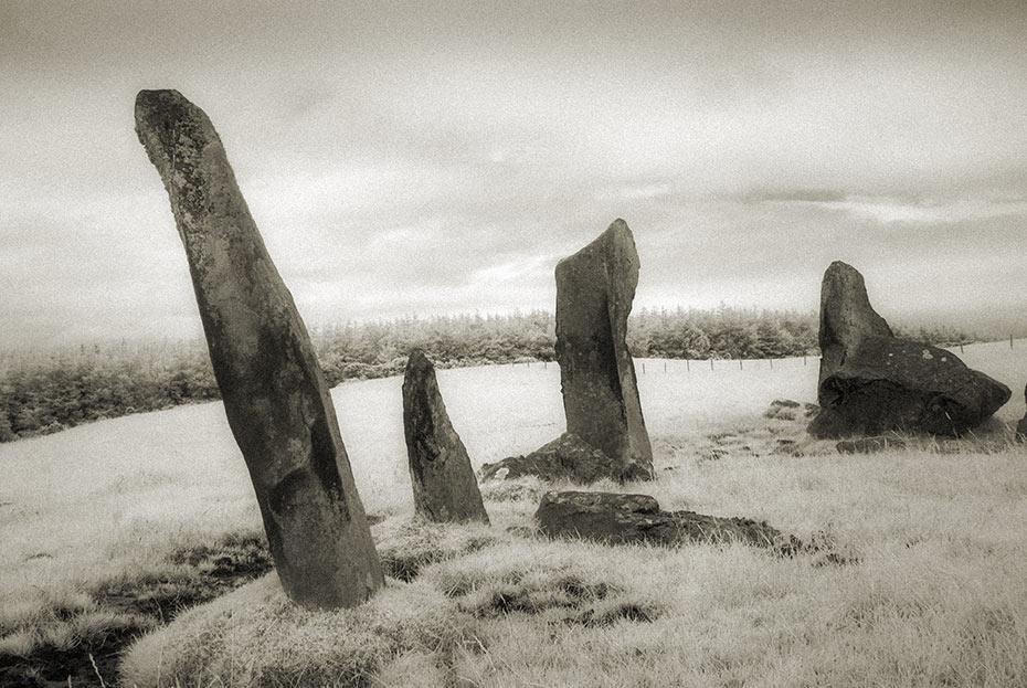 Bocan Stone Circle 3