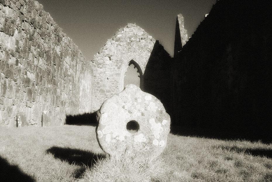 Bonamargy holed cross