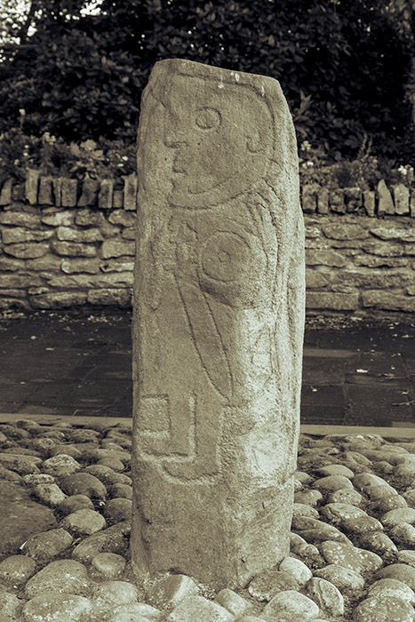 Carndonagh carved stone 1