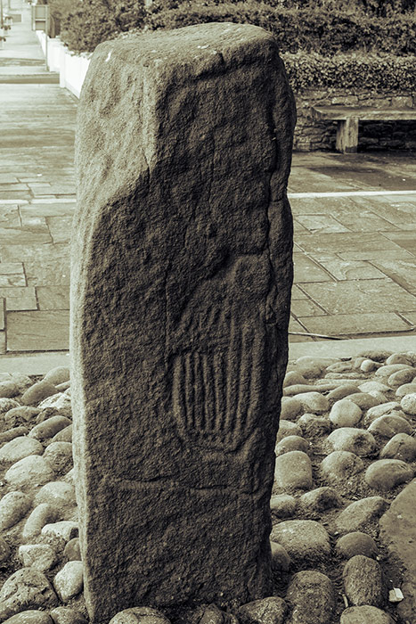 Carndonagh carved stone 2