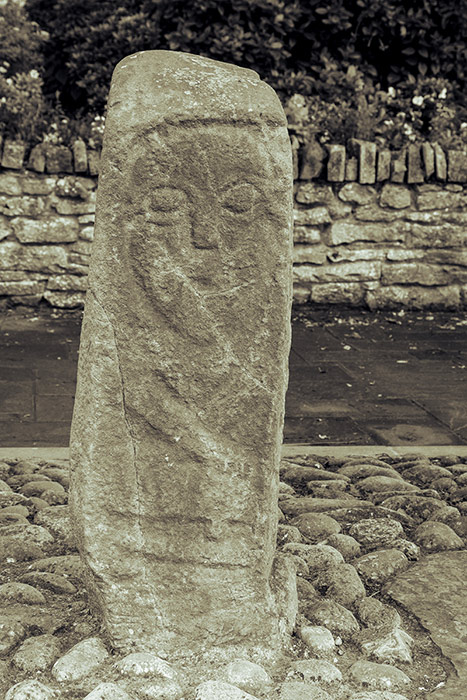 Carndonagh carved stone 3