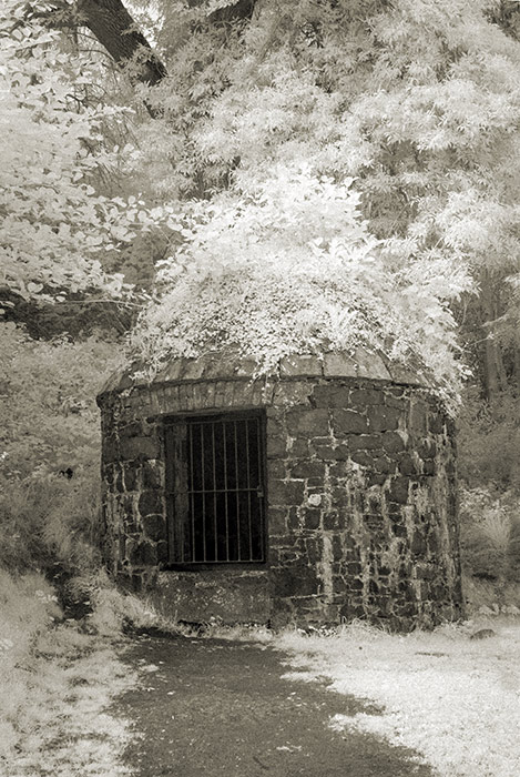 Carnfunnock Ice House