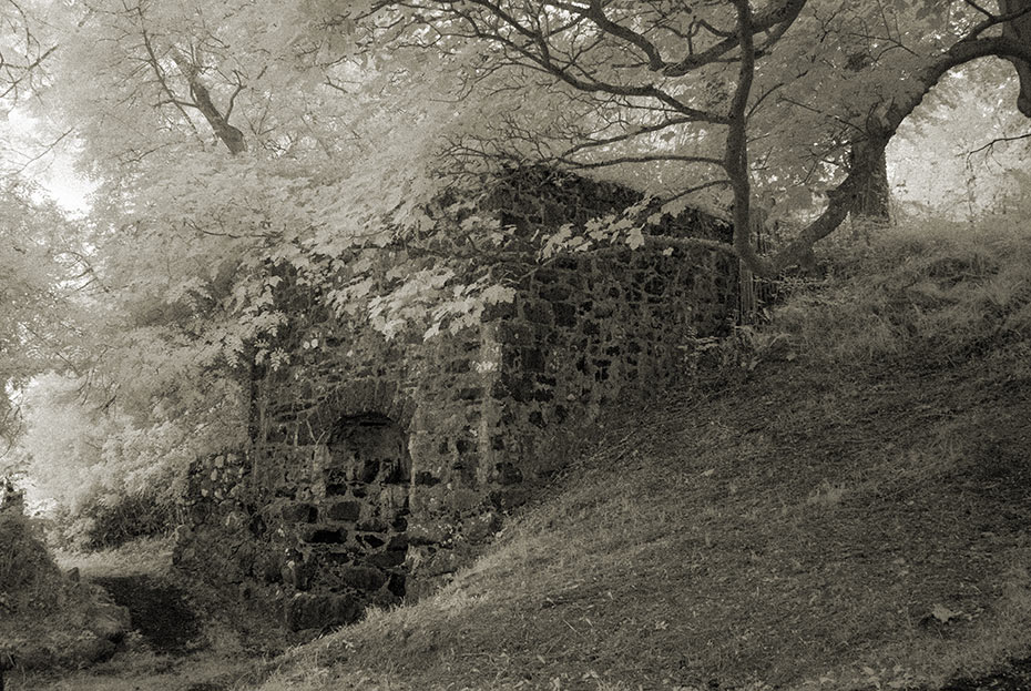 Carnfunnock Limestone Kiln