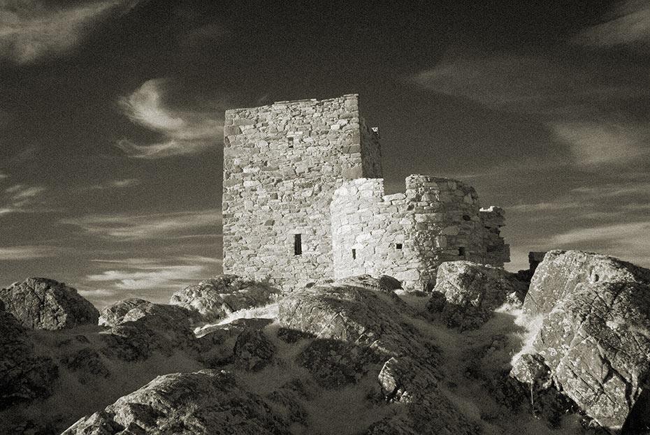 Carrickagraghey Castle