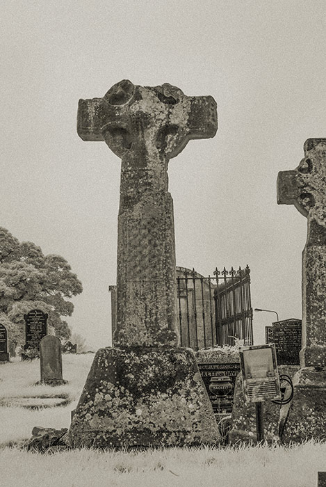 Clogher High Crosses