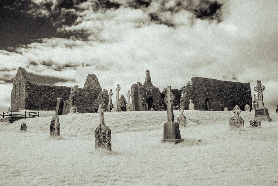 cClonmacnoise monastic settlement
