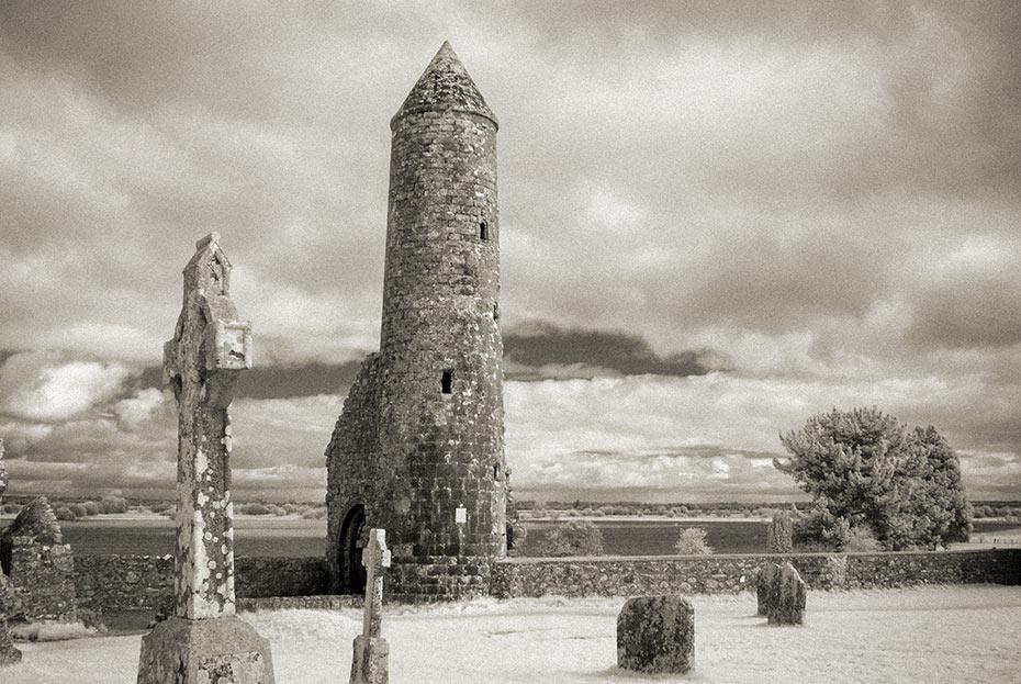 Clonmacnoise monastic settlement