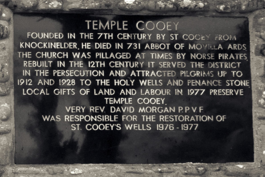 Cooey's Wells
