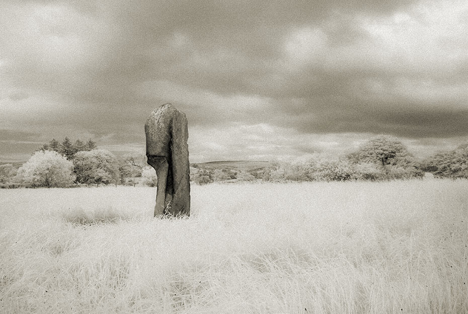 Corvally Standing Stone 1