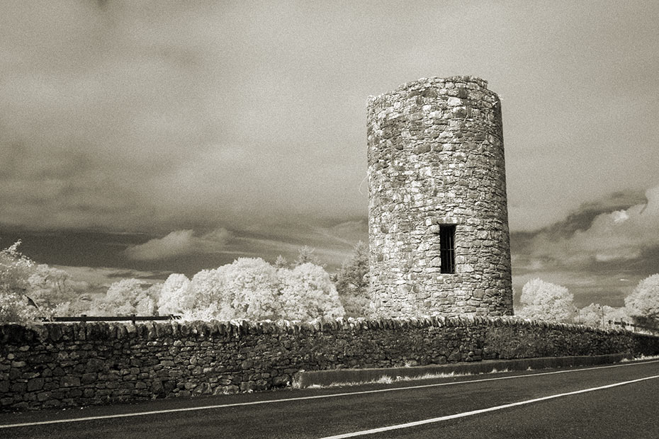 Drumcliff Round Tower