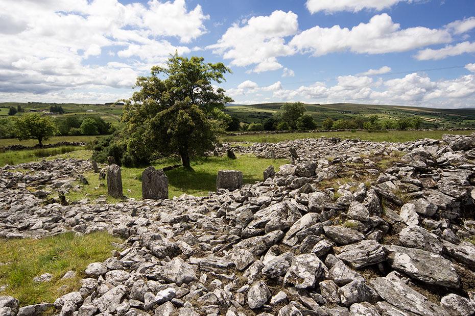 Dun Ruadh Stone Circle 1