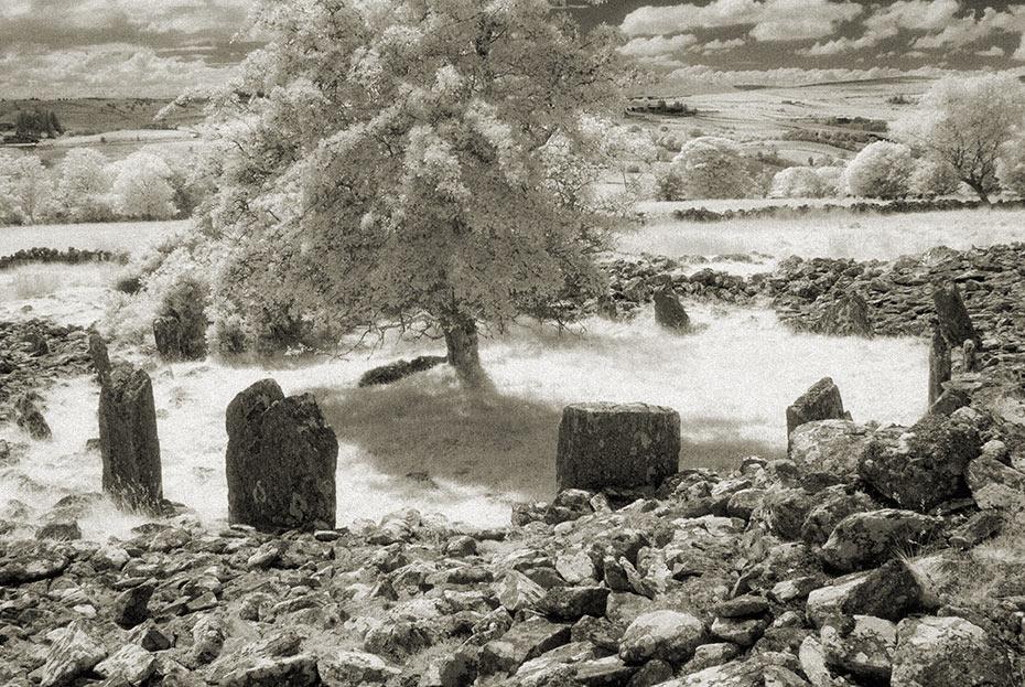Dun Ruadh Stone Circle 2