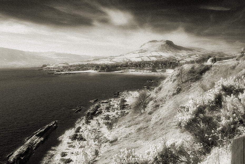Glenariff landscape