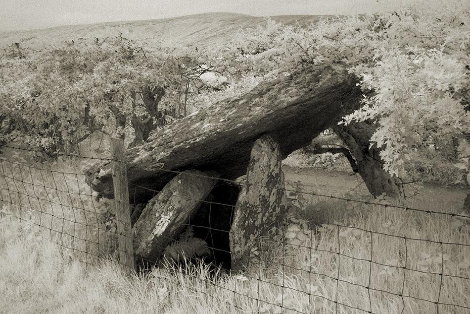 Glenroan Portal Tomb