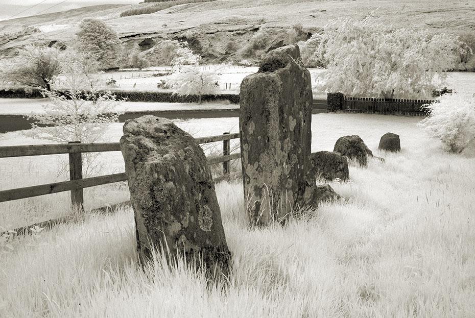 Goles Stone Row