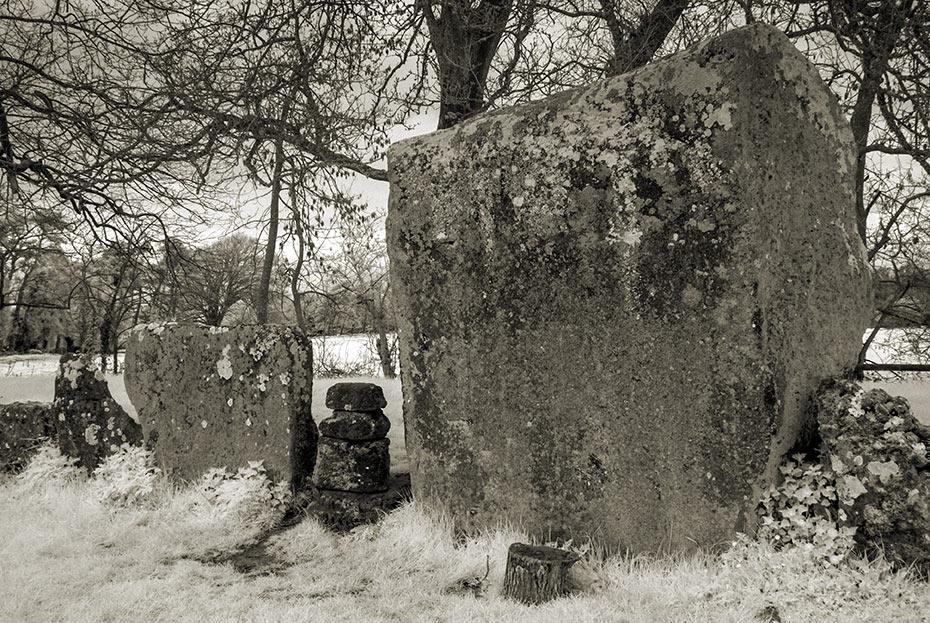 Grange Lios stone circle