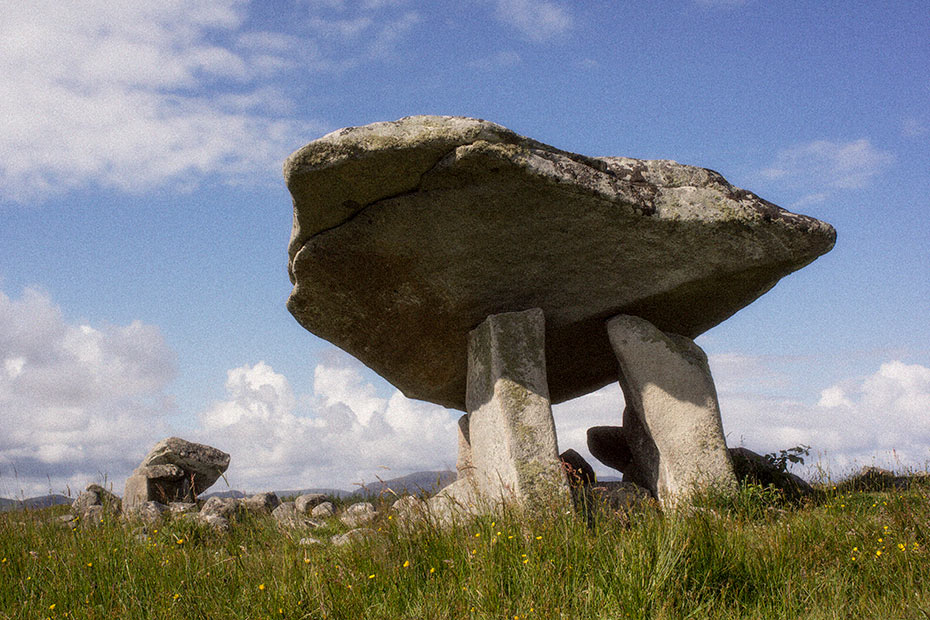 Kilclooney More Portal Tomb