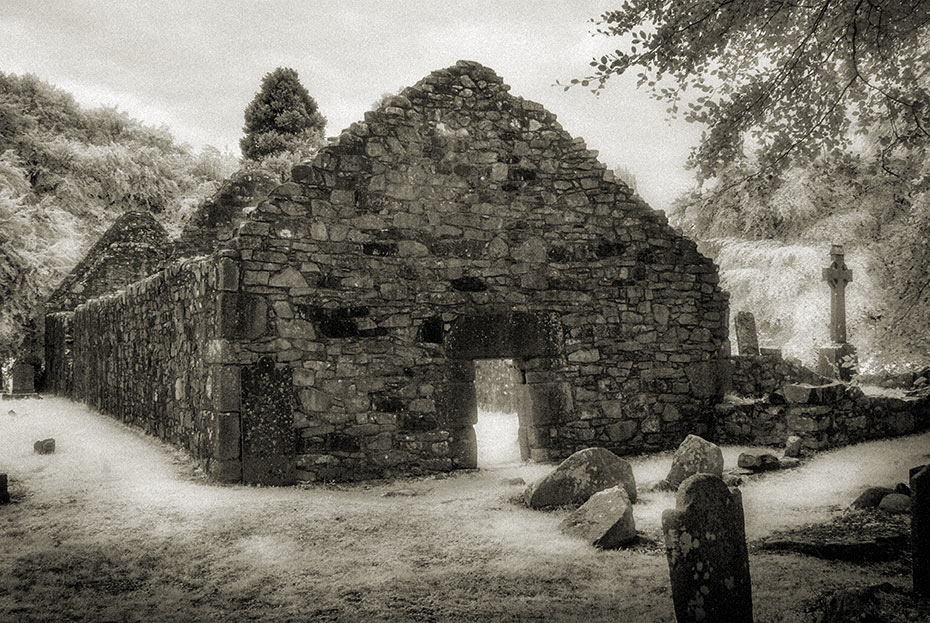 Killeavy old churches