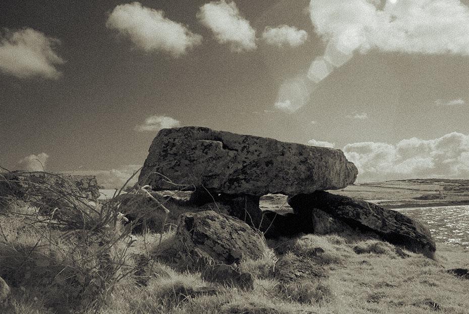 Knockbrack Megalithic Tomb