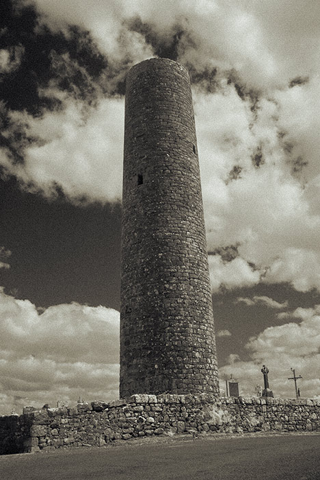 Meelick Round Tower