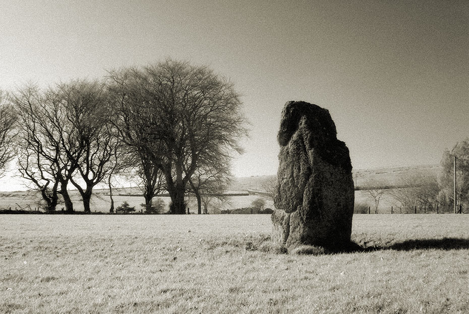 Skerry West Standing Stone