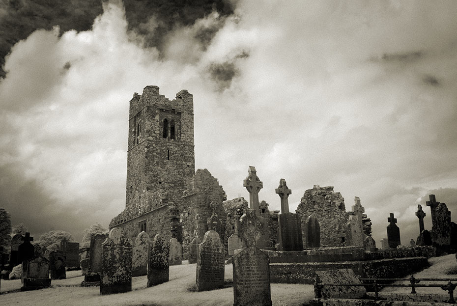 Hill of Slane - St Patrick's Church