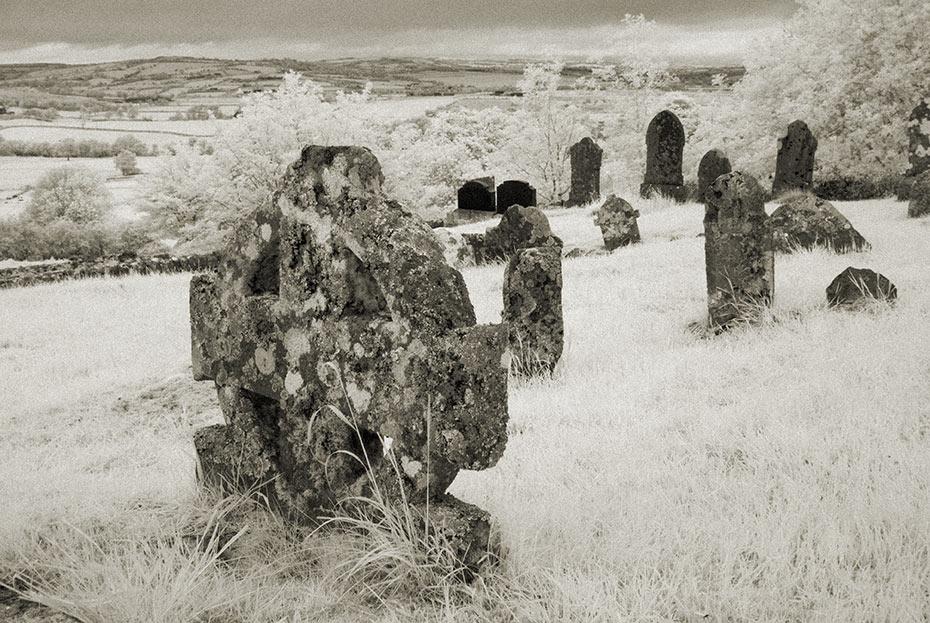 Magherakeel graveyard