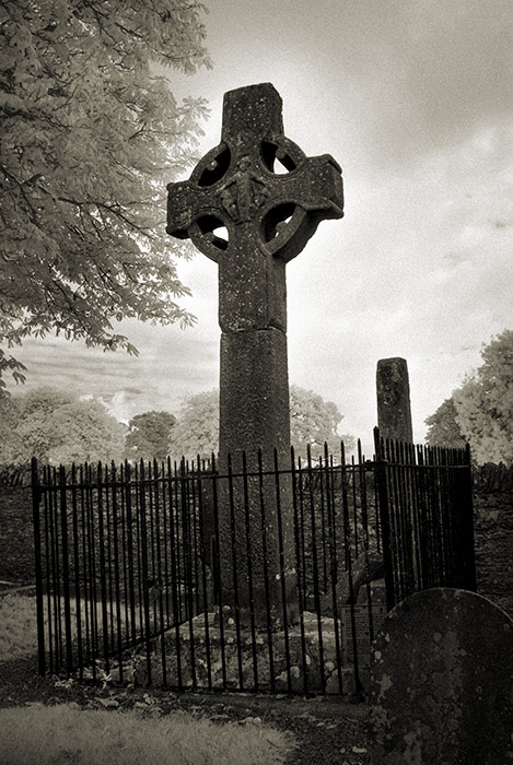 Monasterboice, The North Cross
