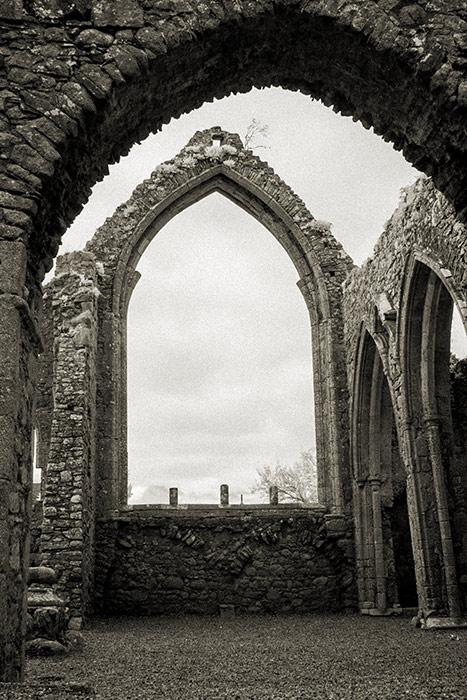 Castledermot Franciscan Friary