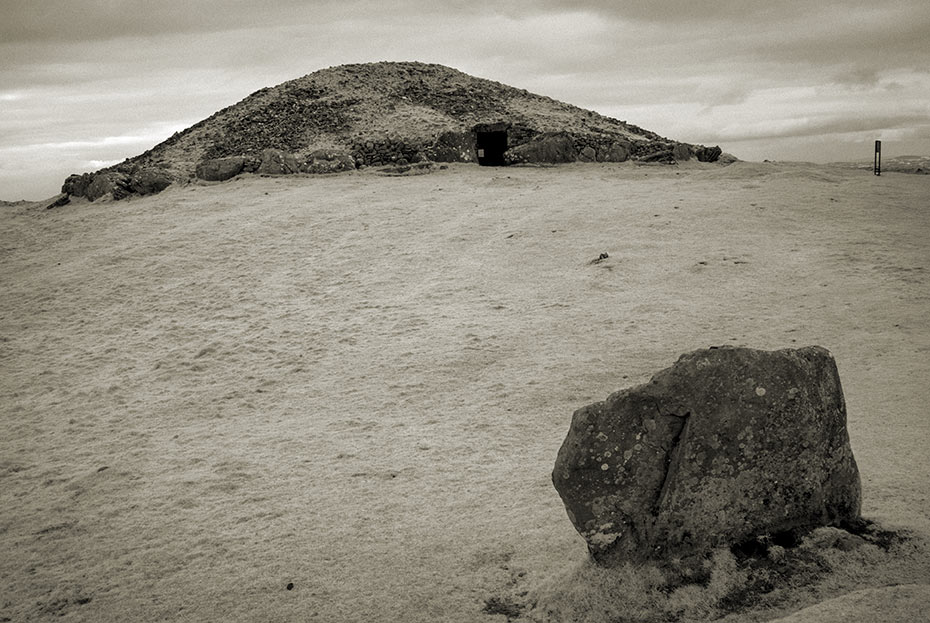 Cairn T, Loughcrew Megalithic Complex