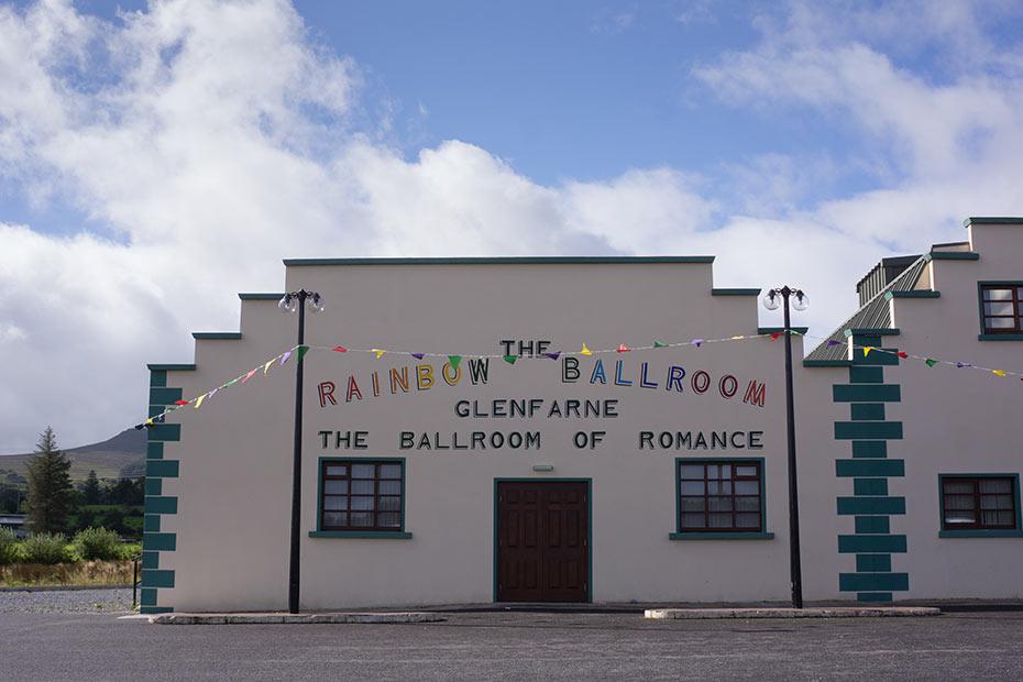 The Ballroom of Romance