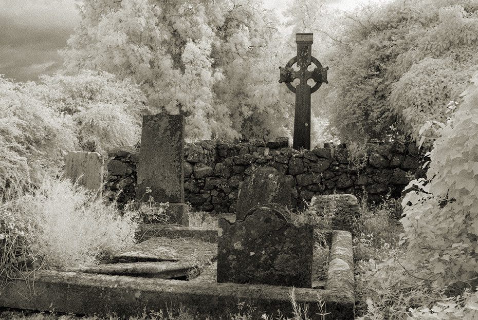 Cross at St Patrick's Church - Cairncastle