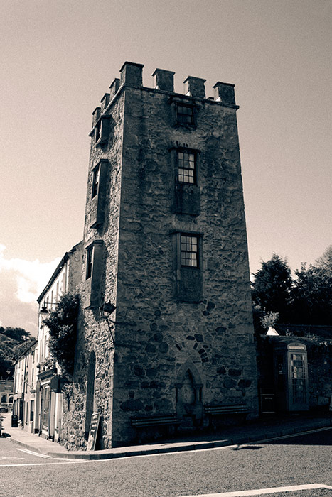 Curfew Tower
