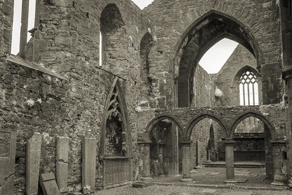Sligo Abbey (Dominican Friary)