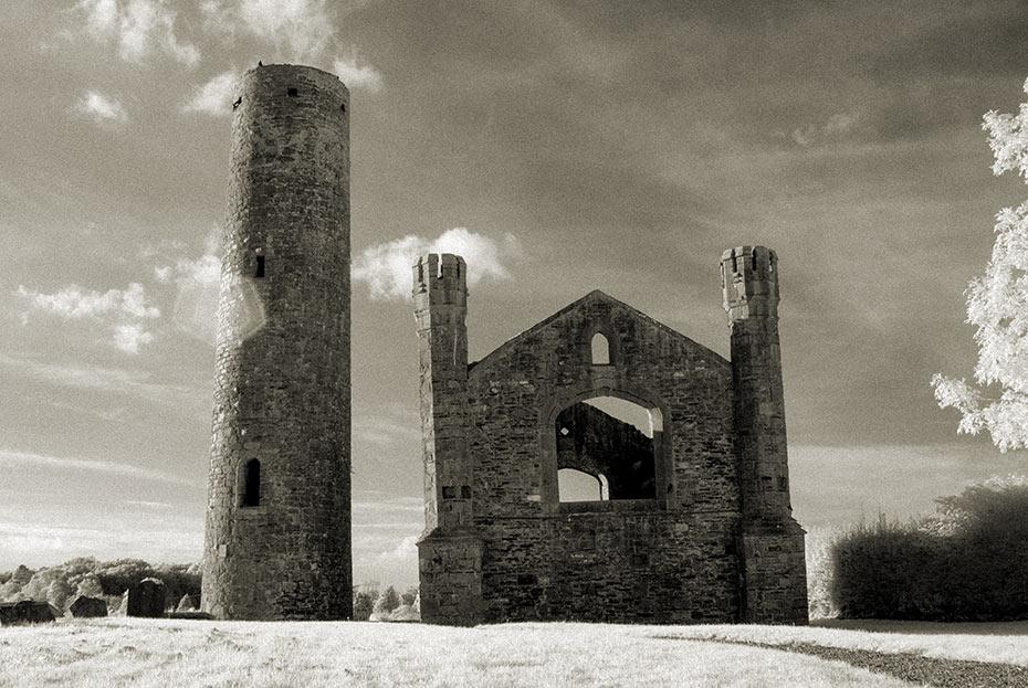 Taghadoe Round Tower