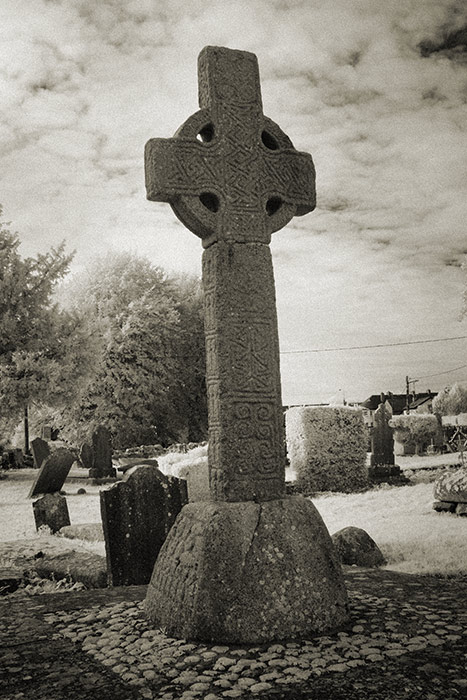 Castledermot Southern High Cross