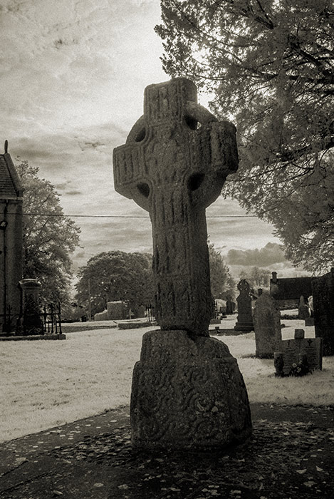 Castledermot Northern High Cross