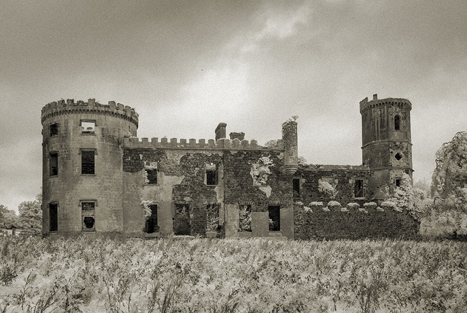 Kilwaughter Castle