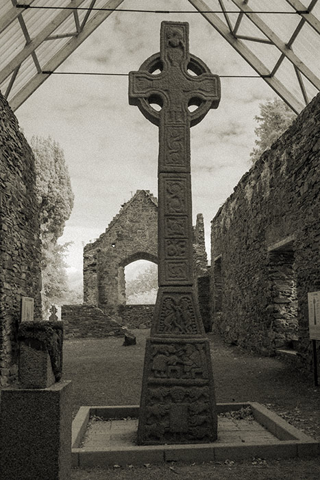 Moone High Cross